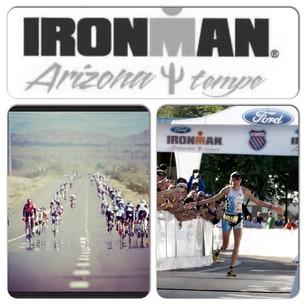 Training for IRONMAN AZ2013